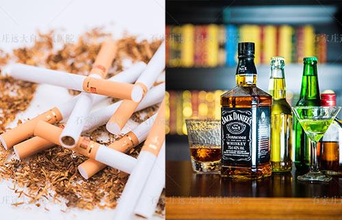男性白癜风能吸烟喝酒吃辣味食物吗