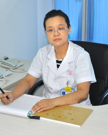 高霞-中西医结合治疗白癜风医生