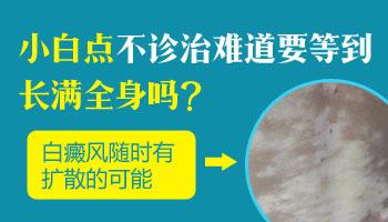 宝宝后背白斑图片 为什么宝宝会长白斑